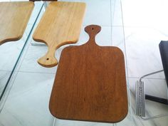 Tábuad para cozinha em Ipê e pinheiro araucaria