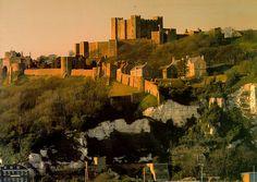 2. Dover Castle, Kent, England