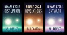 My name is Wes Davies and I write science fiction novels under the name WJ Davies. A little about me: I was the first author to write a fanfic set in Hugh Howey's WOOL universe with my book The Runner. I have written an original novel called Binary Cycle. If you are interest to read it you can find my books at www.wjdaviesauthor.com/books.   Like me: www.facebook.com/wjdaviesauthor Follow me: www.twitter.com/wjdaviesauthor Follow me: www.wjdaviesauthor.tumblr.com  #WJDavies #BinaryCycle