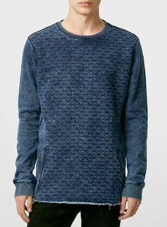 Nana Judy Blue Sweatshirt