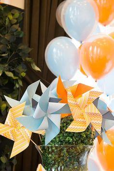 Tema para festa de aniversário: Pipas e Cataventos - Crescer | Temas
