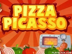 Pizza Picasso  Android Game - playslack.com , The game is for those who likes to cook pizza.  You will be able to bake your own pizza for all sensations!  Pizza cheese, pizza herb, to Calzone and sausages.  You will be able to make your own special direction of pizza!  On your decision there are many different concoctions - possibilities are almost infinite!  Become a leader of activity of the crockery famous around the world.