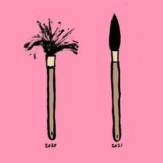 Jean Jullien (@jean_jullien) • Фото и видео в Instagram New Year Holidays, Bobby Pins, Hair Accessories, Beauty, Instagram, Hairpin, Hair Accessory, Hair Pins, Beauty Illustration