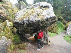 Kissing the Blarney Stone and visiting the Castle - Exploramum & Explorason