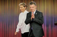 Premio Nobel es para trabajar por la paz: Juan Manuel Santos