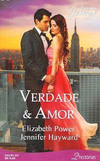 Meus Romances Blog Verdade Amor Elizabeth Power Jennifer