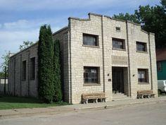 Auditorium  St. Olaf, Iowa