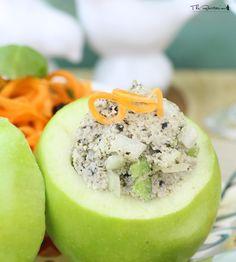 The Rawtarian: Raw tuna salad recipe