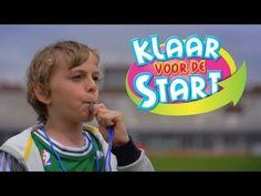 Kinderen voor Kinderen - Klaar voor de start (Officiële videoclip)