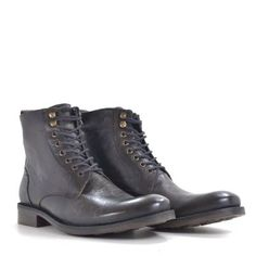 Bota Black Boots RD 53527 Marrom