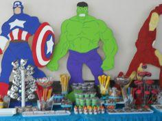 Decoración mesa de dulces