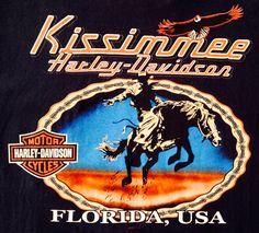 Kissimmee H-D, FL back Harley Davidson Quotes, Harley Davidson T Shirts, Harley Davidson Motorcycles, Harley Dealer, Harley Davidson Dealership, Harley Shirts, Harley Davison, Vintage Bikes, Bike Stuff