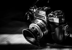 """""""My Father's Camera"""" Revisited by Funky Eye, via 500px"""