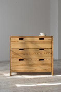 Natural warm wood. Super comfy sideboard, made in Ukraine.  #design #ukraine #wood #sideboard #furniture #interior