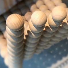 The wonderfully tactile Maria chair updates the Brabant chair @van.vrienden #chair #seating #turnedwood Wood Turning, Van, Interiors, Interior Design, Chair, Nest Design, Home Interior Design, Turning, Interior Designing