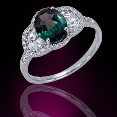 Royale - Mark Henry Jewelry- Natural Alexandrite Stones