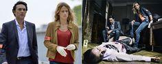 A lire sur AlloCiné : TF1 présentera en ce début 2016 les deux premiers épisodes d'Instinct, sa nouvelle série avec Olivier Sitruk dans le rôle d'un homme contraint de prendre la place de son jumeau policier. Immergé dans