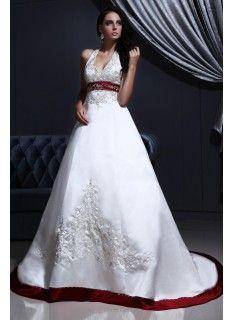 finest selection 7ca53 d6d31 günstig Brautkleider 2019 weiß Hochzeitskleider Online ...