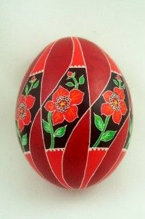 "A note on pronunciation, despite what you may have heard on television, a supplier of pysanky tools or from an instructor in a local class, ""Pysanka"" is correctly pronounced ""Pih-sahn-kah""  with the plural ""Pih-sahn-kih"". All with short vowels.  The term ""pysanky"" is not, never was, nor will it ever be correctly pronounced ""pie-SAN-kee or pizz-an-ki"""