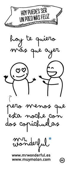 Más q..