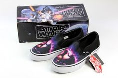 http://www.thekesselrunway.com/review-vans-star-wars-shoes/ #thekesselrunway #starwarsfashion