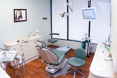 Dental Operatory in Dublin Metro Dental Group Office, Dublin, Ohio