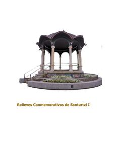 Remo, Gazebo, Exterior, Outdoor Structures, Poster, Glazed Ceramic, Brochures, Mosaics, Parks