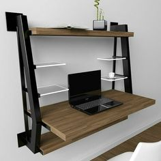 Graceful Industrial Home Design Ideas – Home Office Design Vintage Industrial Home Design, Industrial Bookshelf, Vintage Industrial Furniture, Industrial Bedroom, Industrial House, Rustic Furniture, Office Furniture, Diy Furniture, Furniture Design