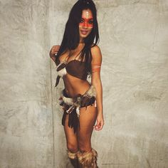 Nigel D.'s #BeautiesOfTheWeek: Sexiest Halloween Costumes For 2014