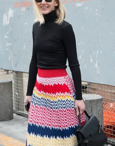 META: First, you're brunching and next you're scrolling through your 'Gram and realize that you look like you ate 14 brunches. Here, 10 flattering pieces that always photograph well. High End Fashion, Trendy Fashion, Boho Fashion, Spring Fashion, Fashion Outfits, Womens Fashion, Fashion Tips, Fashion Trends, Ad Fashion