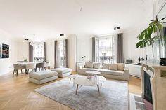 Appartement Haussmanien - Paris