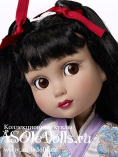 Кукла Тоннер ПАТИЕНС ТОКИО http://www.asoledolls.ru/product_1371.html Стоимость: 9500= Рост: 35 см