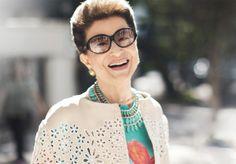 Costanza Pascolato relança livro e dedica capítulo especial à moda na terceira idade e às periguetes - Moda