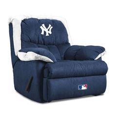 New York Yankees Home Team Recliners #yankees #recliners
