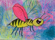 Dream Painters: Dragonflies & Various Other Insects: Hannah Y (Y2)