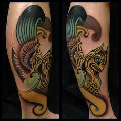 Nick Chaboya of Seventh Son Tattoo