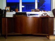 Vintage loudspeakers