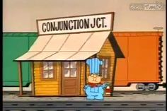 Conjunction junction--what's your function?