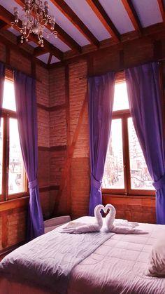 Habitación Junior Suite Hotel Reina Victoria Valparaíso