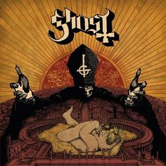 Ghost (32) - Infestissumam on vinyl