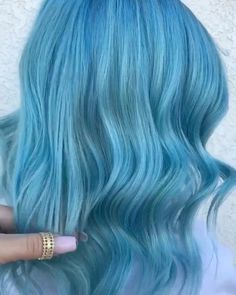 @kimberlytayhair is the artist... Pulp Riot is the paint.  #pulpriothair #pastelhair