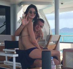 Kendall Jenner & Harry Styles