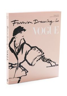~I bought this some 20+ (!) years ago, and is still one of my favourite books! ~Fashion Drawing in Vogue - Pink, Spring, Summer, Fall, Winter