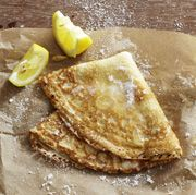 Want to make crêpes like a Parisian? We chatted up Martha Holmberg, author of Crêpes: 50 Savory and Sweet Recipes and snagged her favorite batter recipe and how-to for this favorite French street fare.