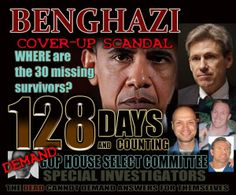 Benghazi Cover-Up Day 128  Maybe he is trying to use all these executive actions against guns to take our focus off the Benghazi lies...but it won't work Mr. President. We can Multi-task!