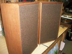Vintage Radio Shack Speakers - Model MC-1500 | eBay
