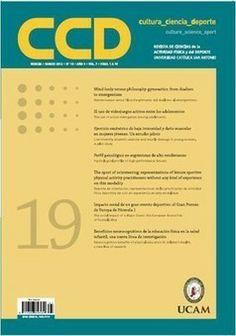 Revista CCD - Cultura Ciencia y Deporte | Revistas de Educación Física, Ciencias del Deportes, actividad física... | Scoop.it