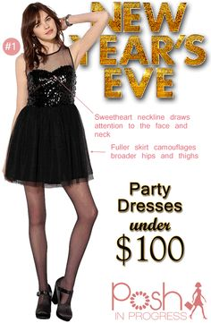 New Years Party Dress Under $100 @Urban Outfitters #dresses #fashion #style #partydresses