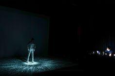 The rehearsal at Le Cube, 22.10.2014 © Le Cube