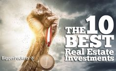 10 Best Real Estate Investments for Smart Real Estate Investors | #realestate #REI #crowdfunding